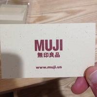 Photo taken at MUJI by John T. on 6/22/2013