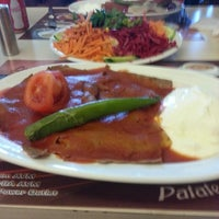 Photo taken at Lezz Et İskender by Nurhan K. on 3/10/2013