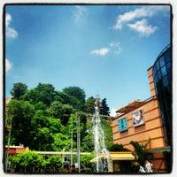 Photo taken at Zafer Plaza by Hakan K. on 6/9/2013