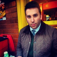Photo taken at Hatay Döner by Hakan K. on 3/20/2013