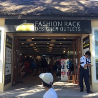 Photo taken at Fashion Rack Designer Outlet by Jay S. on 5/2/2017