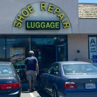 Photo taken at Aram's Luggage & Shoe Repair by Jay S. on 6/30/2016