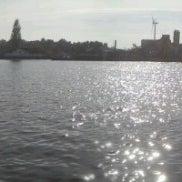Photo taken at Dok van Evergem by Timothy D. on 10/11/2012