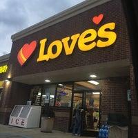Photo taken at Love's Travel Stop by Wayne B. on 2/1/2018
