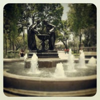 Photo taken at Alameda Central by Nora D. on 6/6/2013