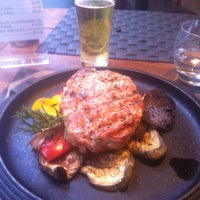Photo taken at Meat Grillfood by Petros M. on 2/9/2013