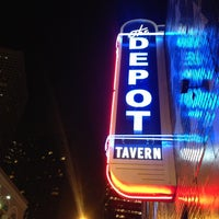Photo taken at The Depot Tavern by Chris A. on 12/15/2012