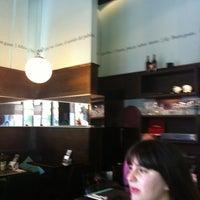 Photo taken at Goût Café by Galia B. on 10/13/2012