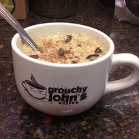 Photo taken at Grouchy John's Coffee Shop by JJ W. on 1/18/2013