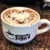 Das Foto wurde bei Grouchy John's Coffee Shop von JJ W. am 2/24/2013 aufgenommen