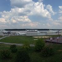 Снимок сделан в Яхт-клуб «Галс» пользователем Alexey S. 7/4/2013