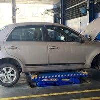Photo taken at CKL Auto Centre Sdn. Bhd. by Faiz Z. on 4/3/2015