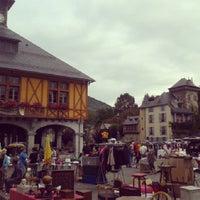Photo taken at Arreau by Lamaringo on 8/4/2013