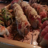 Photo taken at Seafront Sushi by Farreno F. on 1/22/2013