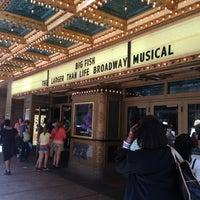 Photo taken at Oriental Theatre by Samantha T. on 5/1/2013