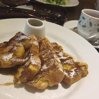 Photo taken at Denny's by ご ま. on 1/27/2017