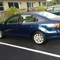 Photo taken at Vista Volkswagen by T O D D on 9/7/2013