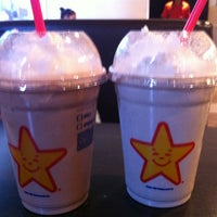 Photo taken at Carl's Jr. by Angie V. on 3/1/2013