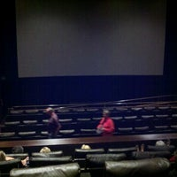 Photo taken at Silverspot Cinemas at Mercato by Kathy S. on 1/6/2013