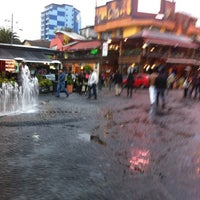 Photo taken at Plaza Foch by Lu A. on 2/8/2013