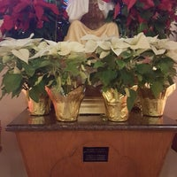 Photo taken at Mary Queen Catholic Church by Michael V. on 1/7/2018