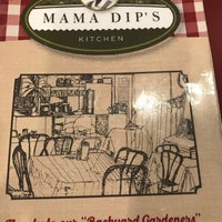 Photo taken at Mama Dip's by Goddess P. on 5/18/2017