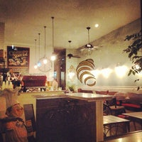 Photo taken at Croissanteria by Mollie  G. on 10/18/2012