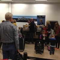 Photo taken at Jetblue Airways SLC Airport by Marshall M. on 2/13/2013