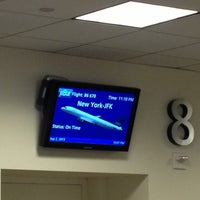 Photo taken at JetBlue by Marshall M. on 9/3/2013