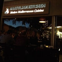 Anatolian Kitchen - Mediterranean Restaurant in Palo Alto