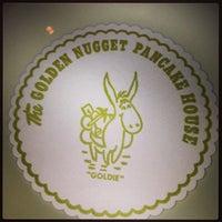 Photo taken at Golden Nugget Pancake House by Eddie C. on 8/24/2013