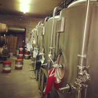 Photo taken at Yellow Springs Brewery by Eddie C. on 9/7/2013