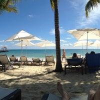 Photo taken at Blue Diamond Riviera Maya by Alex F. on 11/24/2013
