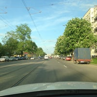 Photo taken at Проспект Энергетиков by 🐾КотофейКа🐾 on 5/28/2013