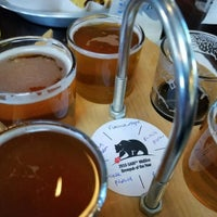 Photo taken at Boxing Bear Brewing Company by David C. on 1/1/2018