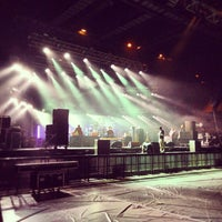 Photo taken at TSB Bank Arena by Rohan A. on 3/1/2013