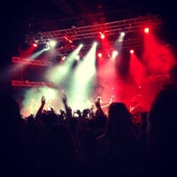 Photo taken at TSB Bank Arena by Rohan A. on 3/2/2013