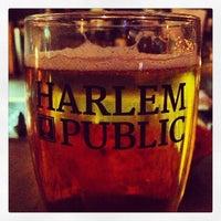 Снимок сделан в Harlem Public пользователем Tim H. 12/15/2012