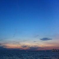 Photo taken at Esplanade (Padang Kota Lama) 舊關仔角 by Emily C. on 5/18/2013