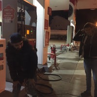 Photo taken at ŞİMŞEKLER PETROL OFİSİ by 5252 on 12/29/2016