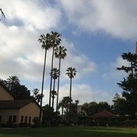 Photo taken at Santa Clara University by Albert Q. on 6/15/2013