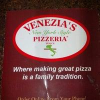 Photo taken at Venezia's Pizzeria by Jodi B. on 4/18/2013