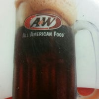 Photo taken at A&W by Jodi B. on 8/31/2014