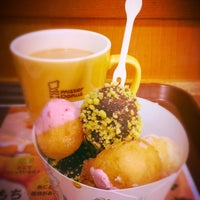 Photo taken at Mister Donut by 安寿 須. on 8/26/2016