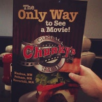 Photo taken at Chunky's Cinema Pub by Phil D. on 11/23/2012