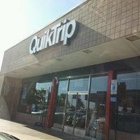 Photo taken at QuikTrip by Rosina B. on 4/25/2013