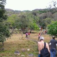Photo taken at Pozos Termales by Ruben Dario B. on 2/13/2013