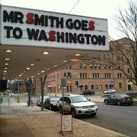 Photo taken at Varsity Theatre by John P. on 11/4/2012