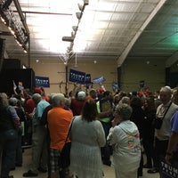 Photo taken at 7 Flags Event Center by John P. on 9/13/2016