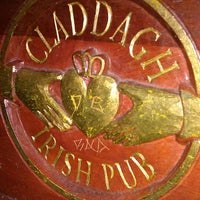 Photo taken at Claddagh Irish Pub by Jennifer S. on 9/11/2013